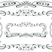 Link toVintage decor borders with frames design vector 01 free