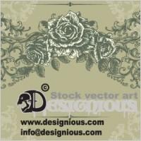 Link toVintage floral illustration