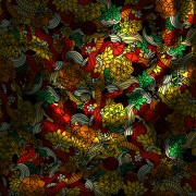 Link toVintage floral textile vector background art 01 free
