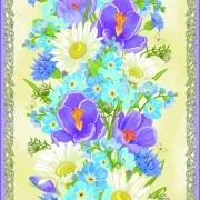 Link toVintage flower and frames vector 01