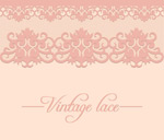 Link toVintage lace vector
