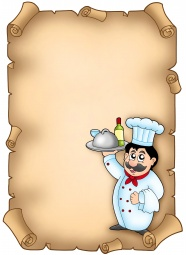 Link toVintage paper background chef pictures