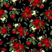 Link toVintage roses vector seamless pattern 03 free