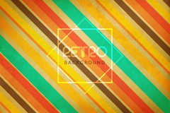 Link toVintage twill background vector