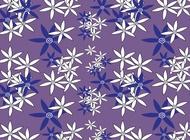 Link toViolets pattern vector free