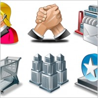 Link toVista business icons icons pack