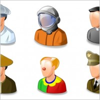 Link toVista job icons icons pack