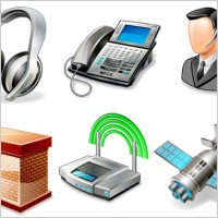 Link toVista networking icons icons pack