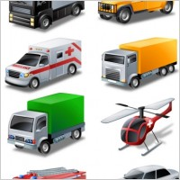 Link toVista style transport icon set icons pack