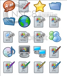 Link toVista system icons