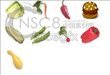 Link toVitamin enriched! vegetables icon