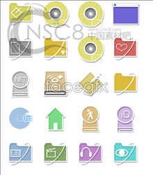 Link toVivid colour system icons