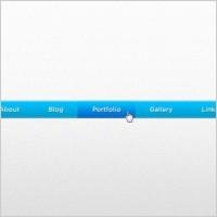 Link toVivid menu navigation psd