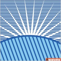 Link toVixvex free vector op art background with sun burst