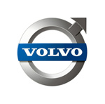 Link toVolvo logo vector