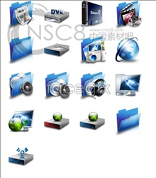 Link toW7 system desktop icons