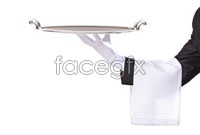 Link toWaiter trays pose hd pictures 4