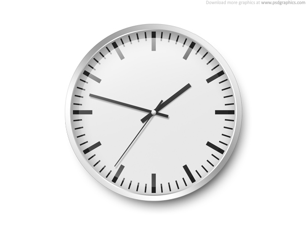 Link toWall clock template psd