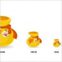 Link toWallet icon vector