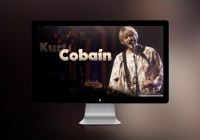 Link toWallpaper - kurt cobain