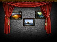 Link toWalls arts frame psd