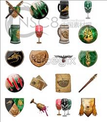 Link toWar items desktop icons