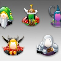 Link toWarcraft sigma style icons icons pack