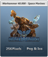 Link toWarhammer space marines - icon
