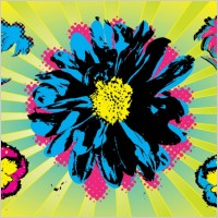 Link toWarhol flowers