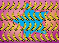 Link toWarhol pop art pattern vector free