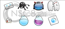 Water cannon the muppets icons