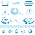 Link toWater theme logo graphics