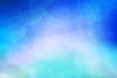 Link toWatercolor blue sky background vector