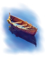 Link toWatercolor boats psd