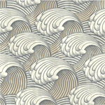 Link toWave pattern background vector