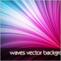 Link toWaves vector background