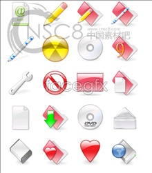 Link toWax color bright system icons