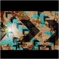 Link toWear nostalgic background 01 vector