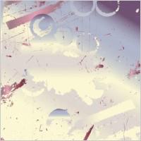 Link toWear splash effect nostalgic background of 01 vector