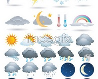 Link tovector thunder of days rainy for icon forecast Weather