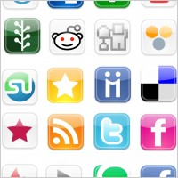 Link toWeb 2 icons icons pack