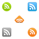 Link toWeb 2.0 rss icons