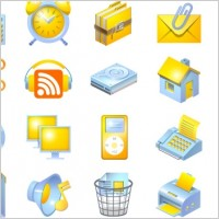 Link toWeb application interface icons pack