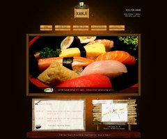 Link toWeb design psd temp for japanese resto