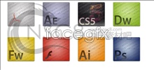 Link toWeb design software icons