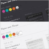Link toWeb design wireframe kit psd