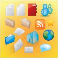 Link toWeb icon vectors