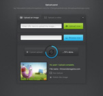 Link toWeb page download page template