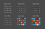Link toWeb page icons psd
