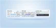 Link toWeb page item filter psd